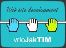 vrloJakTIM - logo